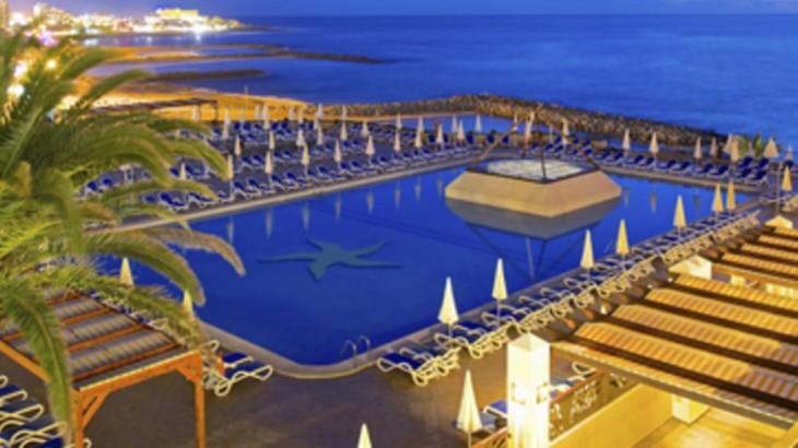 Vista piscina Iberostar Bouganville Playa